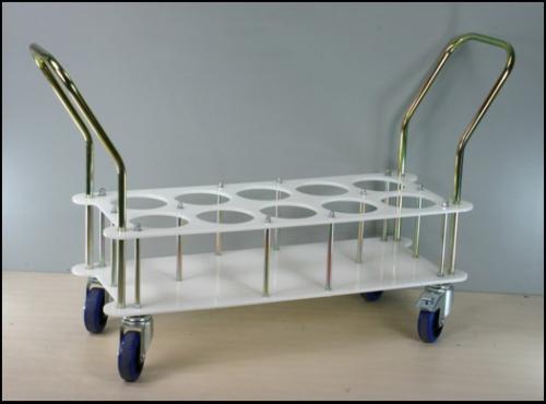 180mm Gas Cylinder Trolley
