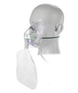 Adult High Concentration Oxygen Mask Tube 1102000