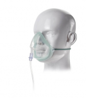 Eco, Adult Medium Concentration Oxygen Mask Non PVC 2.1 M Tube 1135015