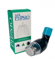 AirPhysio Lung Exerciser/Airway Clearance OPEP Device for Average Lung Capacity