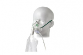 Paediatric High Concentration Oxygen Mask Tube 1192
