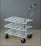 100mm Gas Cylinder Trolley