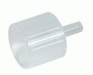 22mm Connector F (External) 6MM Oxygen Stem