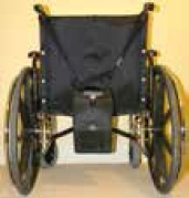 SeQual Eclipse & Equinox, and Airsep Freestyle  Wheelchair Straps