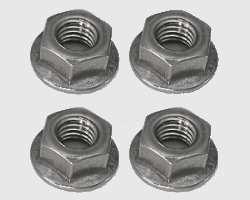 Devilbiss Compressor Plate Hex Nuts 4 Pack 303DZ-630