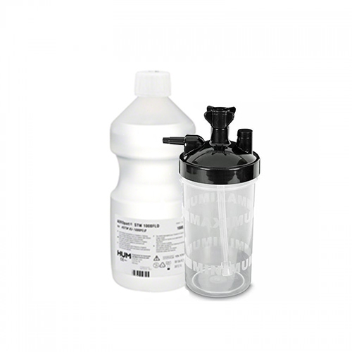 Bubble Humidifiers, Sterile Water and Outlets