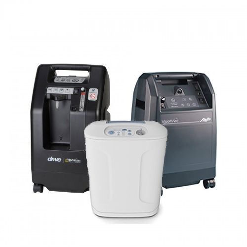 Ex Demo, Reconditioned and Used Home Oxygen Concentrators