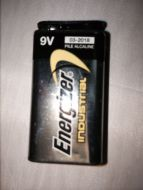 9 V Battery Airsep BT002-1