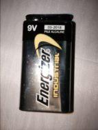 9 V Battery Airsep BT002-1