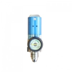 Dialflow O2 Regulator Range E  0.01 to 1 l/min - UK Bullnose/Barb