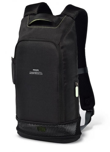 Philips Respironics SimplyGo Mini Backpack, Black