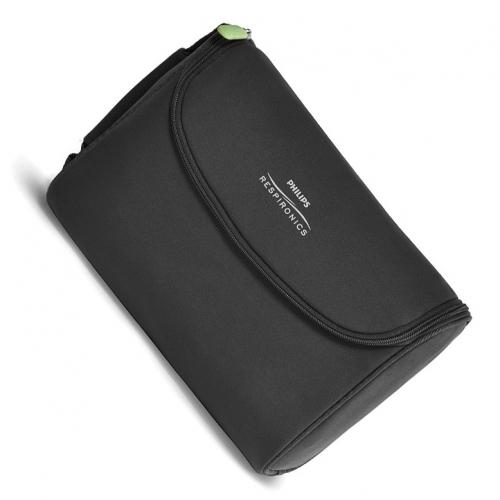 Philips Respironics SimplyGo Mini Accessory Bag, Black
