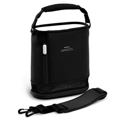 Philips Respironics SimplyGo Mini Carry Bag/Strap, Black
