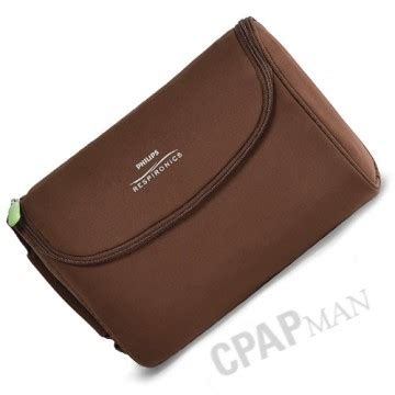 Philips Respironics SimplyGo Mini Accessory Bag, Brown