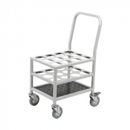 Bulk Transportation Trolleys, - D & E Cylinders, 12 x Capacity