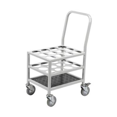 Bulk Transportation Trolleys, - D & E Cylinders, 12 x Capacity