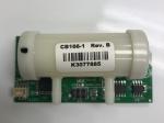 Airsep Visionaire 5 Oxygen Monitor Circuit Board 220 V CB166-1