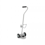 CD Size Oxygen Cylinder Trolley