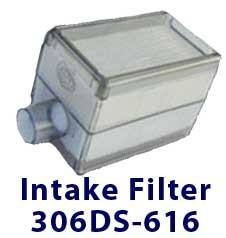 Devilbiss Internal Filter 306DS-616