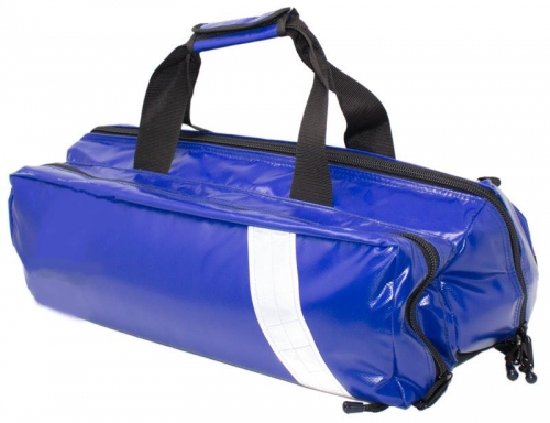 Wipe Down Oxygen Barrel Bag Blue