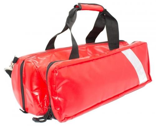 Wipe Down Oxygen Barrel Bag Red