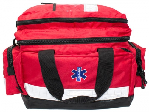 Extra Large Paramedic EMT Trauma Holdall Red