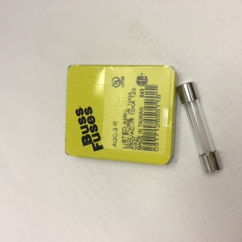 1 X Fuse 3.0 AMP AS-20