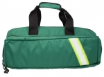 Paramedic Oxygen Barrel Bag Green