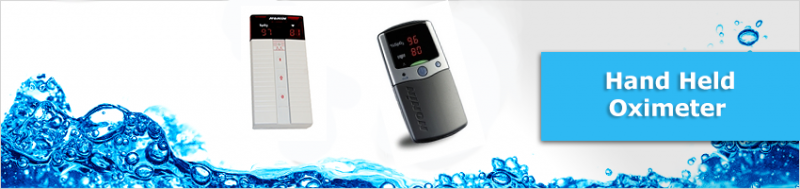 Hand Held Pulse Oximeters