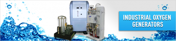 Self Contained Industrial Oxygen Generators