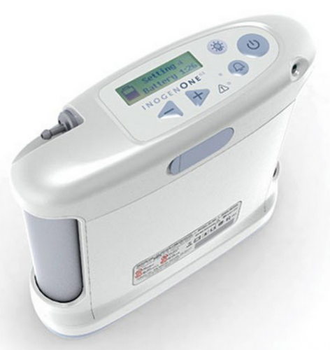 NEW Inogen G3 5L Portable Oxygen Concentrator 16 Cell Battery
