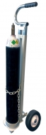 Single Oxygen Cylinder Trolley