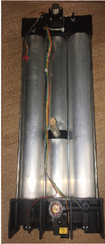 Kroeber Oxygen Concentrator Sieve Columns KRO2-70