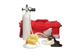 GCE Mars II Industrial Automatic and Manual Resuscitation Kit (Adult only)
