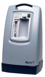 Nidek Nuvo 8L Oxygen Concentrator UK Plug