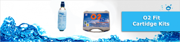 O2 Fit Oxygen Cartridge Kits