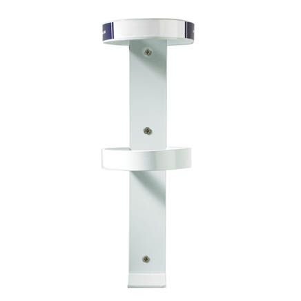 C/D Size Oxygen Cylinder Bracket With Rail Clamp