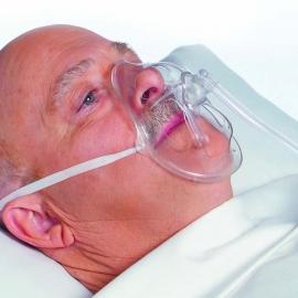 OxyMask™ Plus Large Mask inc 7′ tubing OP-1125-8