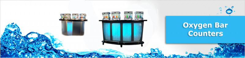 Oxygen Bar Counters