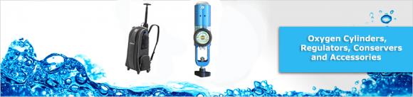 Oxygen Cylinder Conservers