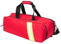 Paramedic Oxygen Barrel Bag Red