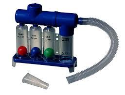 TRI-GYM™ Lung Breathing Exerciser