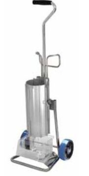 Trolley for Gas Cylinders, D=116 mm
