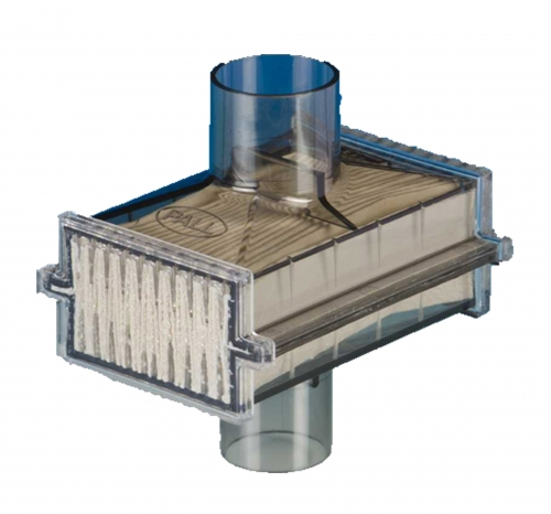 Pall breathing system filter