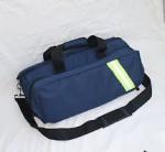 Oxygen Cylinder Barrel Bag Blue