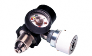 "Demand Regulator with Bullnose inlet (5/8"")"