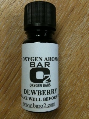Dewberry Concentrated Oxygen Aroma