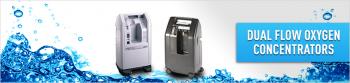 Dual Flow Oxygen Concentrators