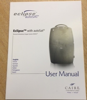 Sequal Eclipse 5 Manual Hard Copy English