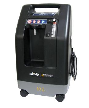 Drive Devilbiss 1025 10L Oxygen Concentrator